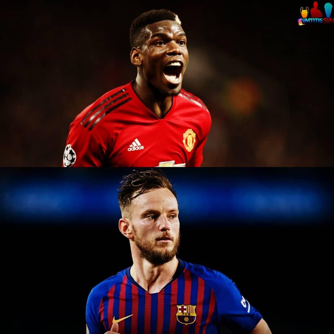 ตาม Tuttosport, Barçaต้องการซื้อ Paul Pogba แทน Rakitic ….