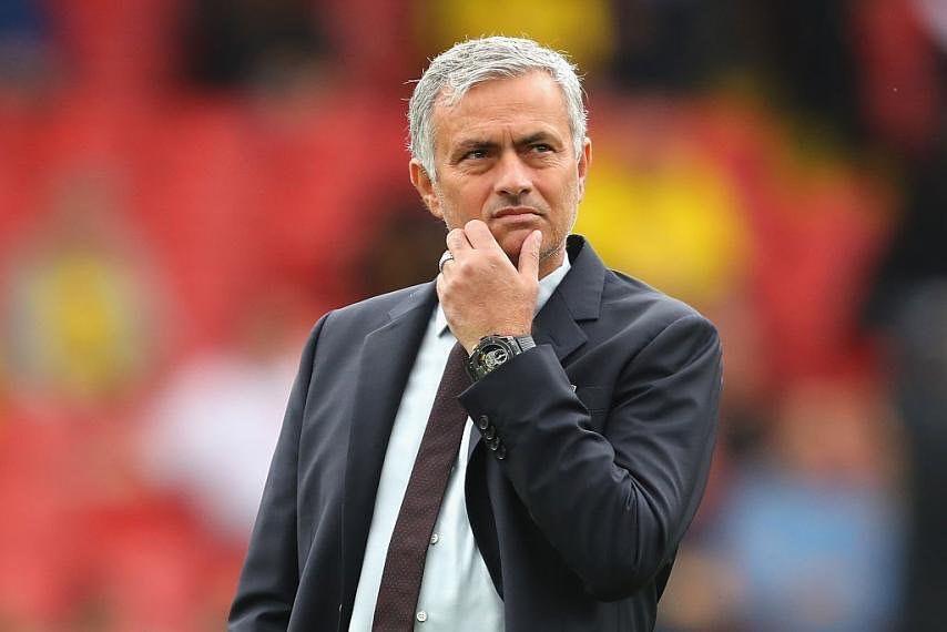 Jose Mourinho: ฉันพูดเมื่อ 9-10 เดือนที่แล้วหลังจากทำงานแปด …