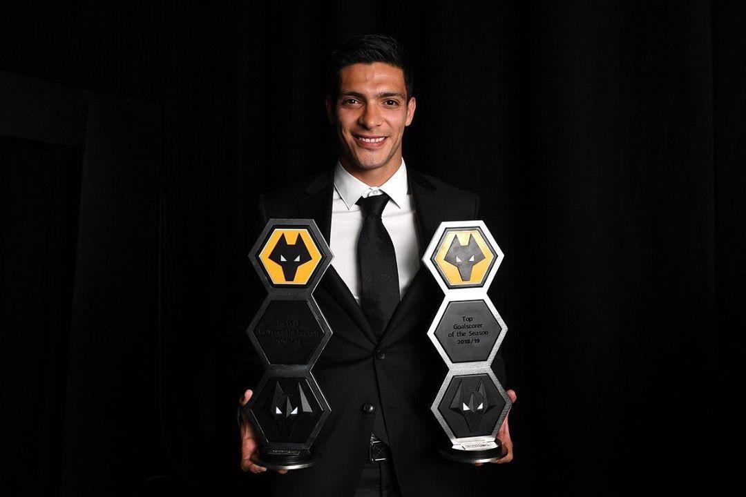 ได้รับเกียรติจาก Raul Jimenez จาก Wolverhampton Season Player ผู้เล่นอันดับสูงสุด 0 0 0 0 0 …