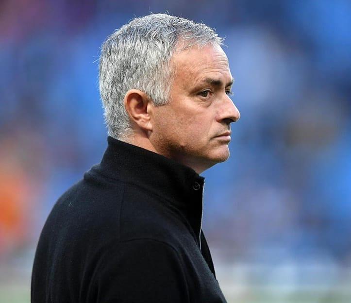 Jose #Mourinho ซึ่งก่อนหน้านี้เป็น #Manchester United ถูกส่งเมื่อเดือนธันวาคมปีที่แล้ว