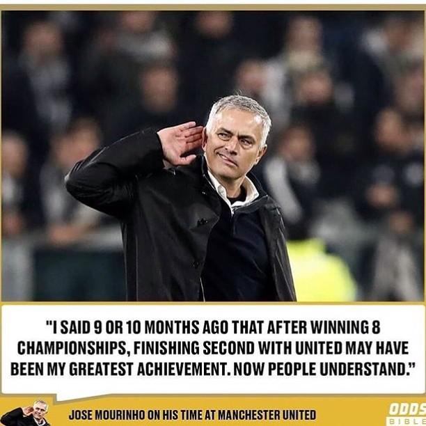Jose Mourniho #josemourinho #manchesterunited #premierleague #pogba #ggmu …