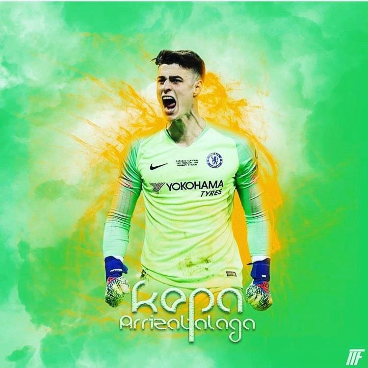 @kepaarrizabalaga #barcelona #fcbarcelona #messi #pogba #manchesterunited #fifa …