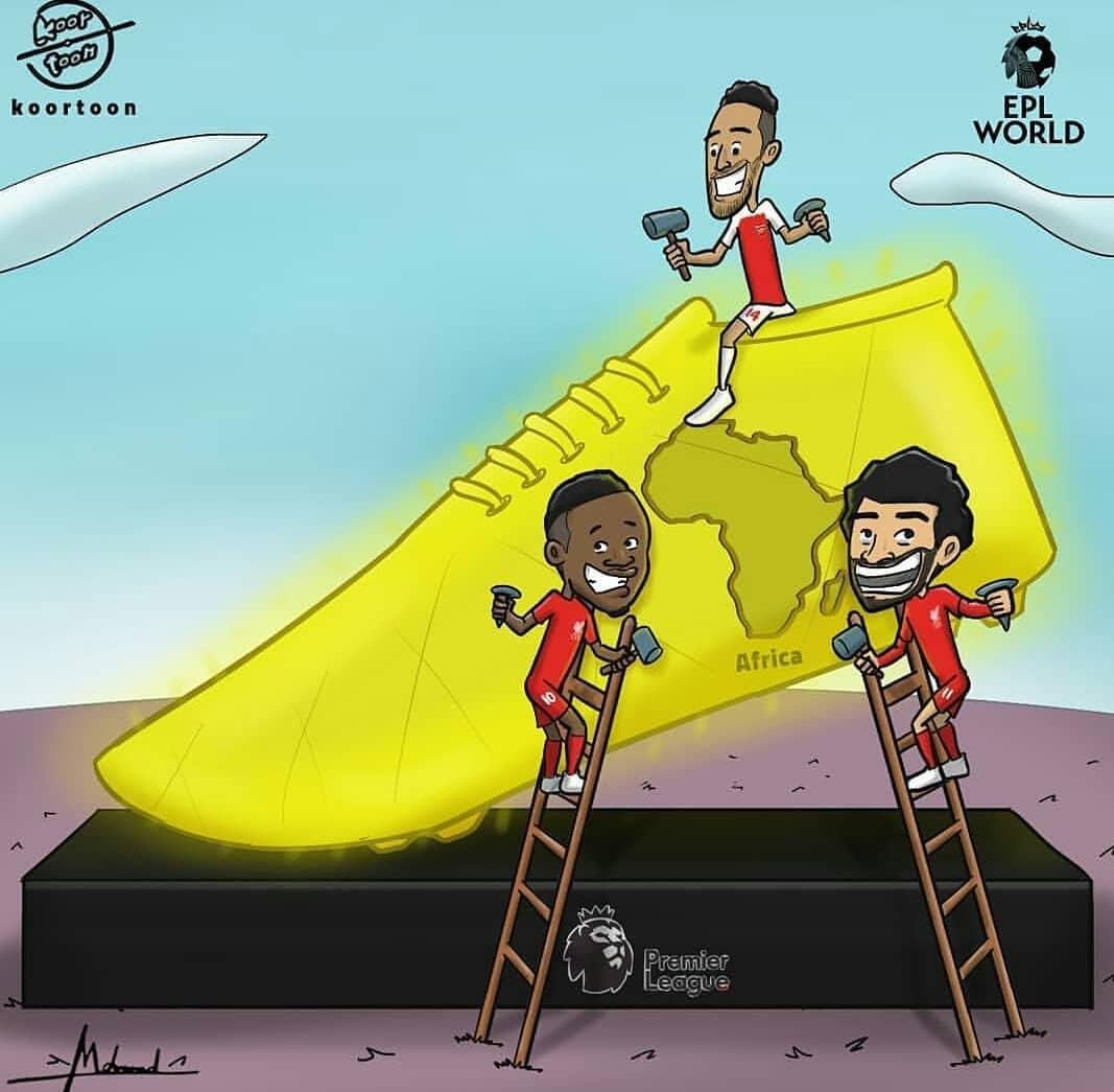 นักฟุตบอลแอฟริกันที่ดีที่สุดในพรีเมียร์ลีก  ______________________________ อย่าลืม …
