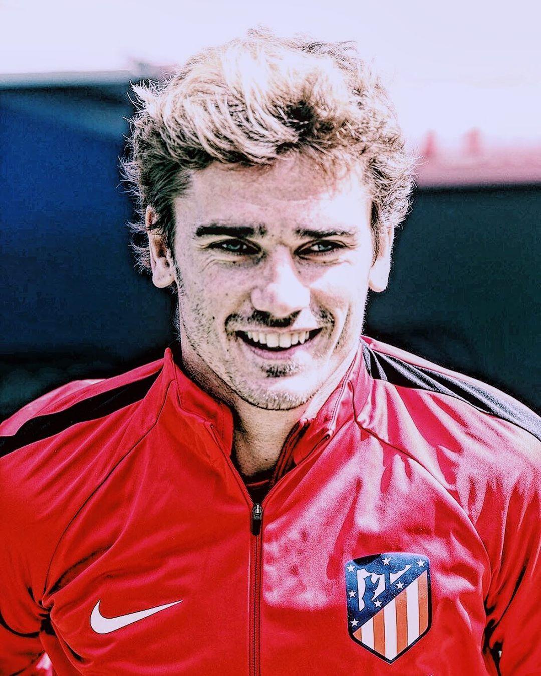 Antoine Griezmann สำหรับ Atletico Madrid ️ 5 ปี 256 เกม ️ 133 เป้าหมาย🅰️ …