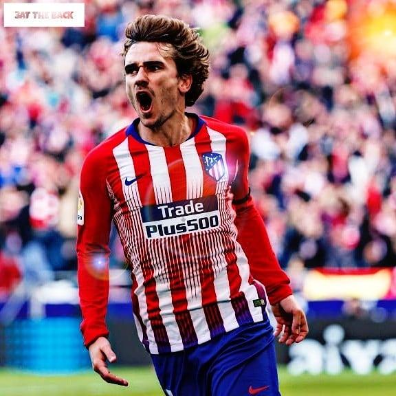 Antoine Griezmann ประกาศว่าเขาจะจากแอตเลติโกมาดริด . # football #ro …