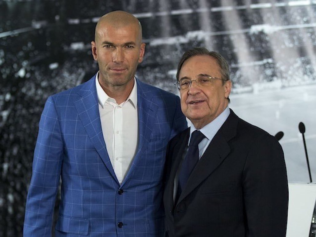 Onda Cerro: ประธานาธิบดีเรอัลมาดริดต้องการปฏิวัติทีมในฤดูกาลหน้า 0 0 0 0 0 …