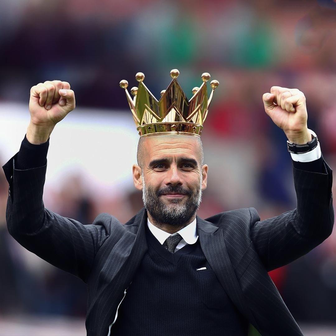 อย่างเป็นทางการ: Pep Guardiola ได้รับเลือกให้เป็นผู้จัดการของพรีเมียร์ลีกในฤดูกาลนี้ …