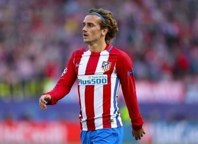 แอนโตลิโกมาดริดผู้เล่นฝรั่งเศสของแอตเลติโกมาดริดออกจากทีมเมื่อสิ้นสุดฤดูกาล