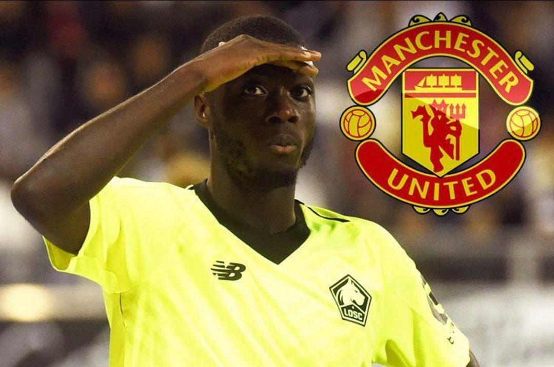 United ติดต่อ Lille เมื่อสัปดาห์ที่แล้วเพื่อหารือเกี่ยวกับค่าใช้จ่ายในการซื้อ Nicolas Pepe …