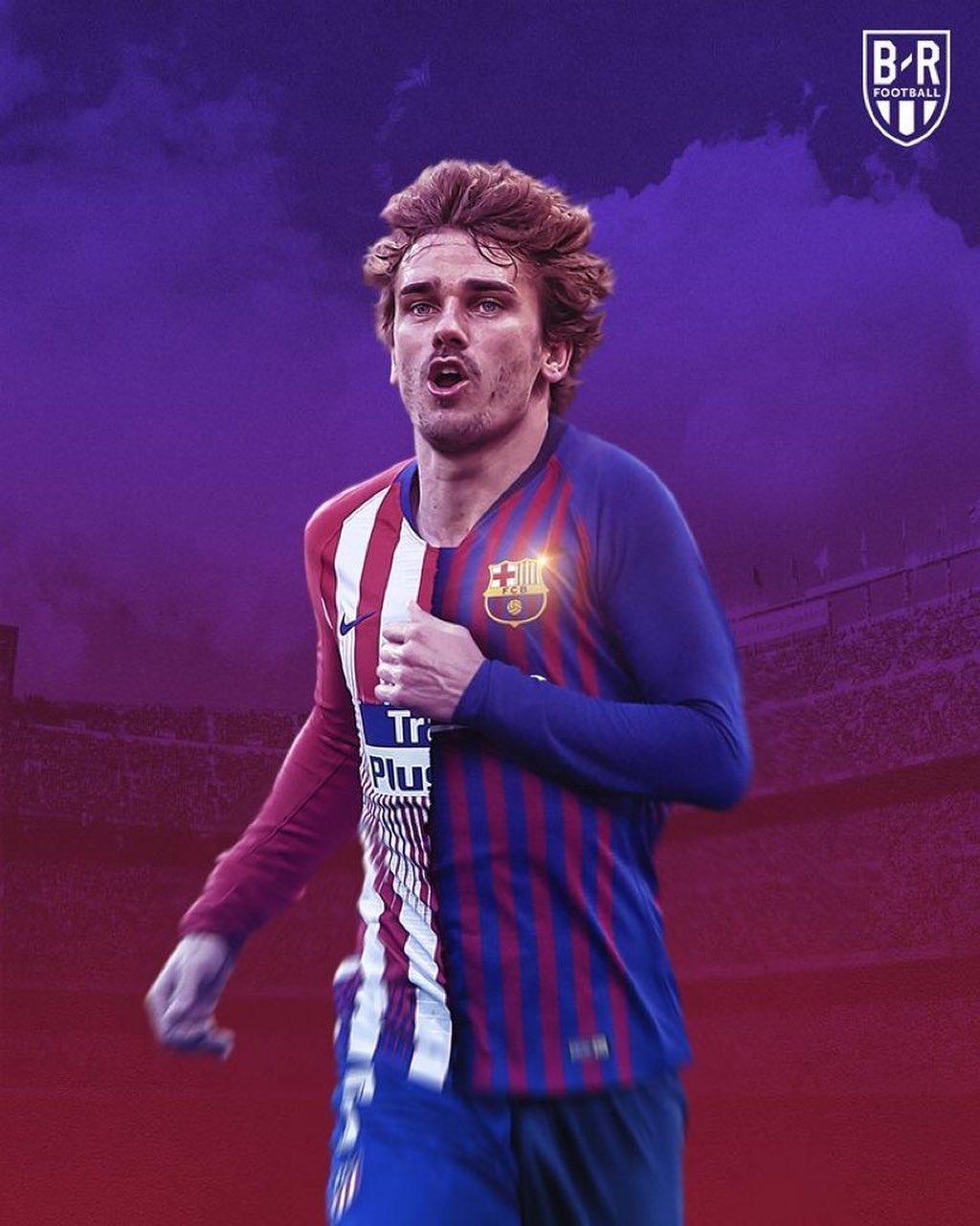 ด่วน: Barcelona จ่ายค่าปรับเมื่อลงนาม Grisman วันที่ 1 กรกฎาคม 0 0 0 0 0 #R …