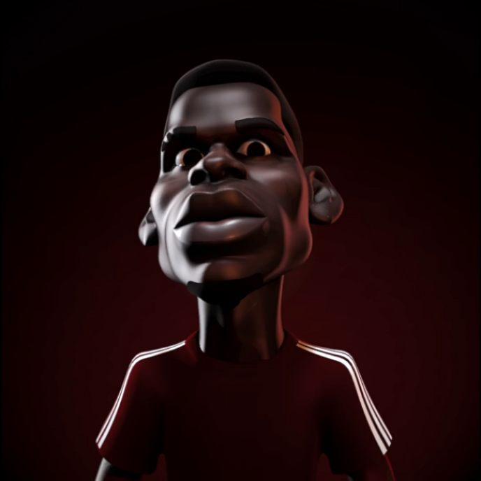 @paulpogba #pogba # ฟุตบอล # ฟุตบอล #halamadrid #manutd #fff @manchesterunited @ …