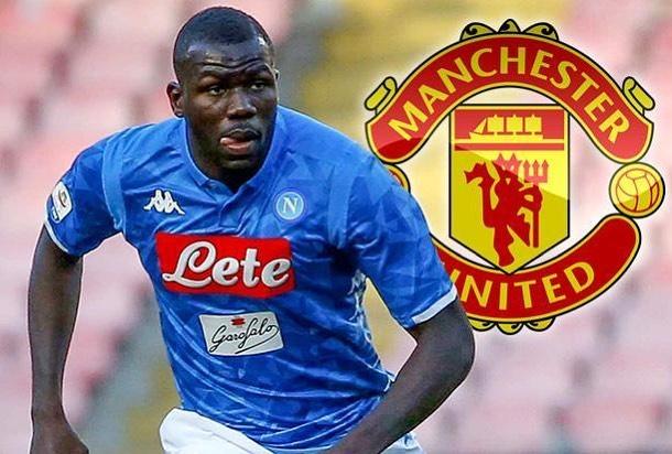 "United คือ ""ใกล้"" กับการลงนามของ Kalidou Koulibaly สัญญา …"