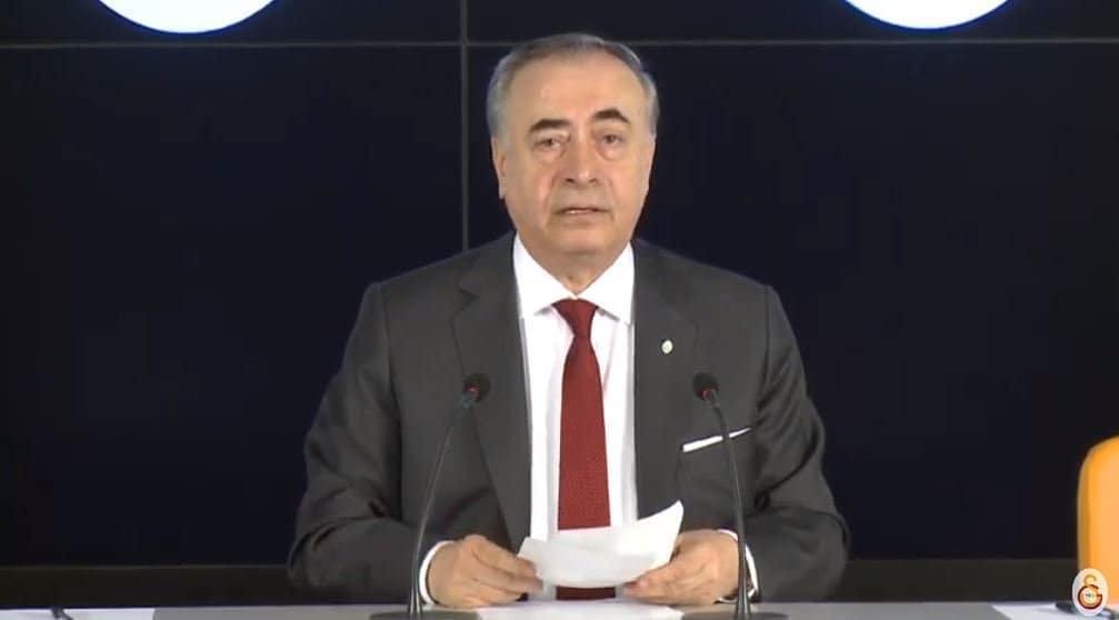 """Mustafa Cengiz: """"คุณพูดว่า"""" ผู้พิพากษาเป็นมนุษย์ทำผิดพลาด """"และเซ็นสัญญากับสโมสรทั้งหมด …"""