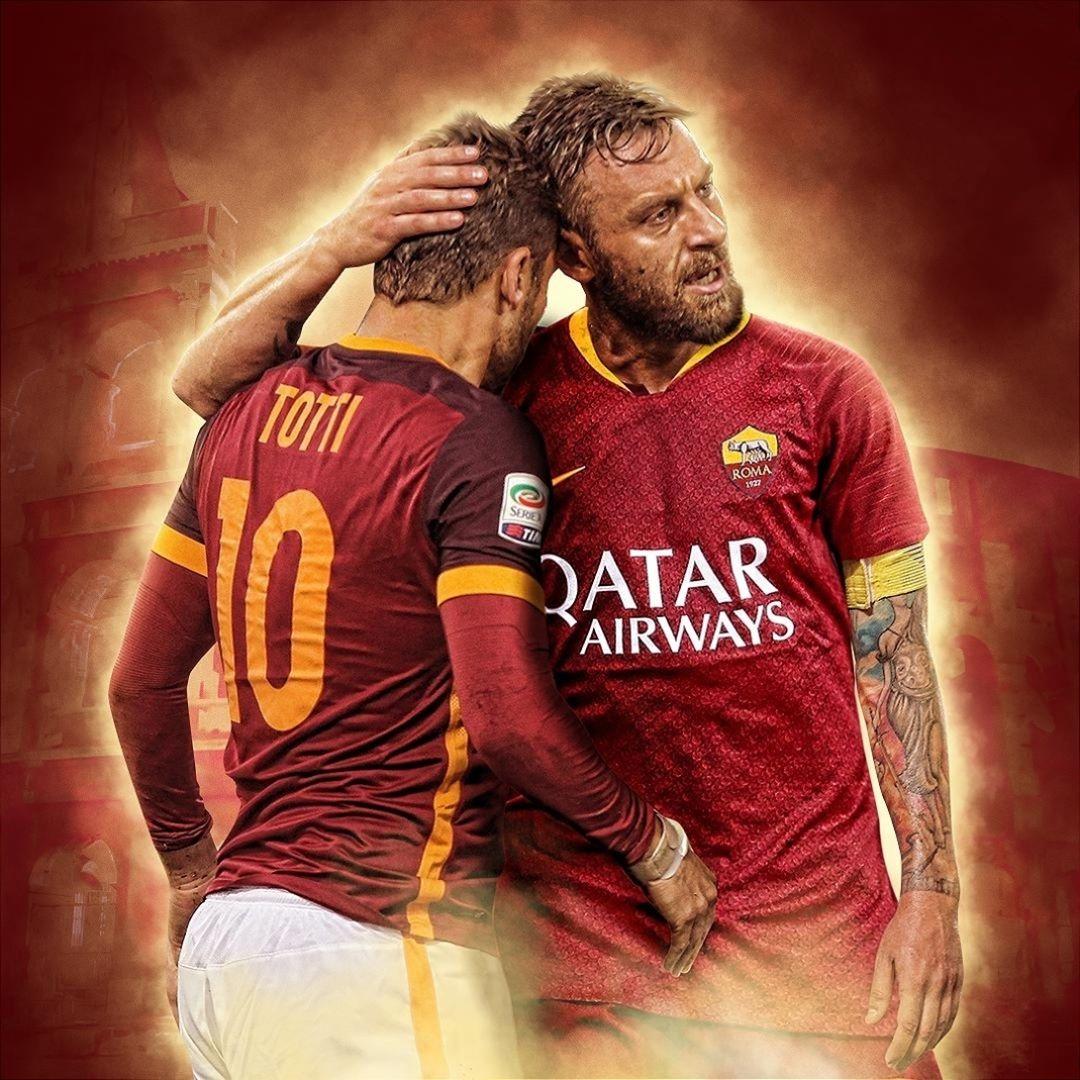 Roma ยืนยันว่ากัปตัน Daniele De Rossi จะเล่นเกมสุดท้ายของเขาให้กับสโมสรต่อไป …
